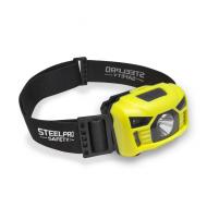 Linterna Recargable Steelpro Sensor-X